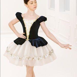 Revolution Dance Music Box Ballerina Costume